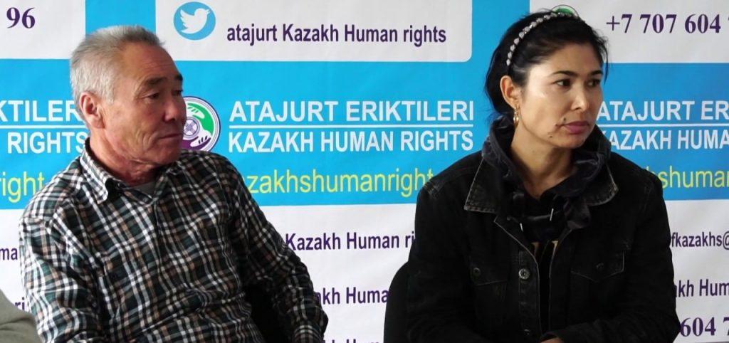 Tursunay Ziawudun fue violada varias veces, inclusive con palos eléctricos, por autoridades chinas en los campos de concentración. (YouTube)