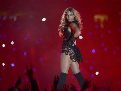 En la imagen la cantante Beyoncé (EFE)