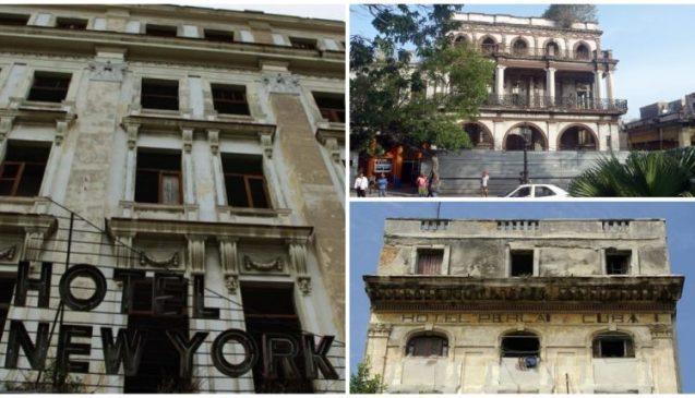 El largo olvido de los antiguos hoteles de La Habana que no le importan al Gobierno para los turistas