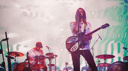 La psicodelia pop de Tame Impala (Shutterstock)
