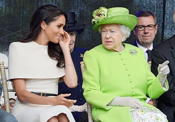 La mayoría de los británicos creen que las afirmaciones de Meghan Markle han dañado a la reina