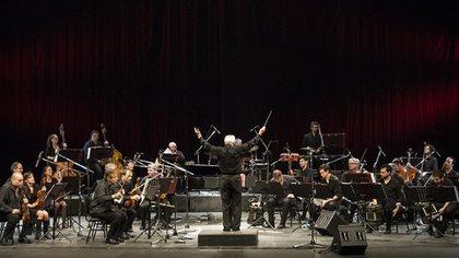Orquesta del Tango (Foto: Andrea Spirito)
