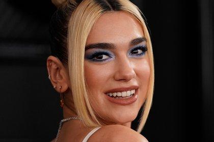 En la imagen, la cantante británica Dua Lipa (EFE)