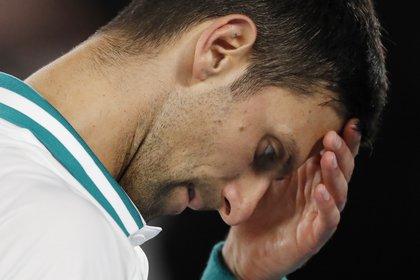 Desde Inglaterra se ideó un plan para dañar la imagen de Novak Djokovic, según la prensa serbia (Reuters)