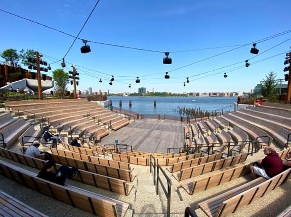 The Amph, un anfiteatro de más de 600 localidades donde se celebran actuaciones gratis