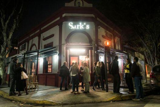 El restaurante Sarkis, en la esquina de Thames y Jufré