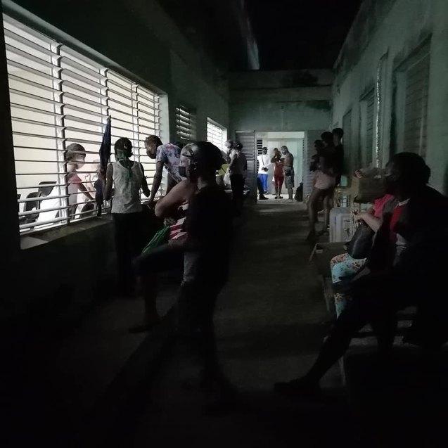 Denuncian colapso del Policlínico José Antonio Echeverría ante crisis sanitaria en Cuba (+ Fotos)