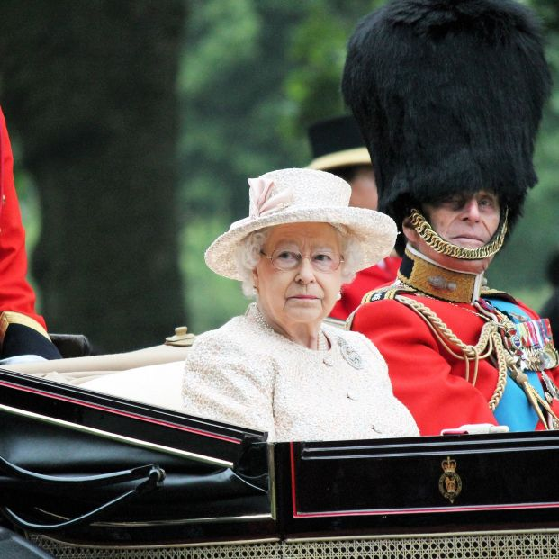 La Reina Isabel II del Reino Unido y Felipe de Edimburgo (Foto: Bigstock)