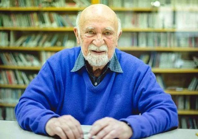 Simon Gronowski se salvó de acabar en Auschwitz al saltar del tren que le conducía al campo de concentración